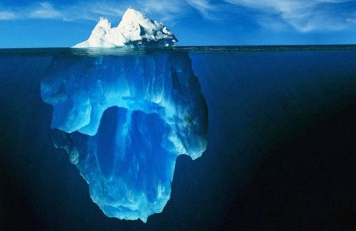 Iceberg_from_top_to_bottom